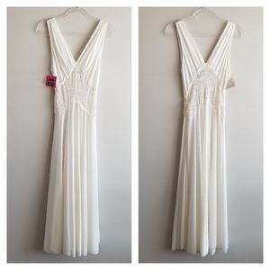 Vintage EVE STILLMAN NWT Long Nightgown Lingerie